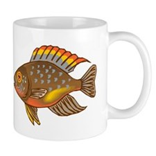 Cichlid Fish Mugs