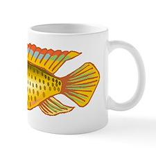 Gold Cichlid Mugs