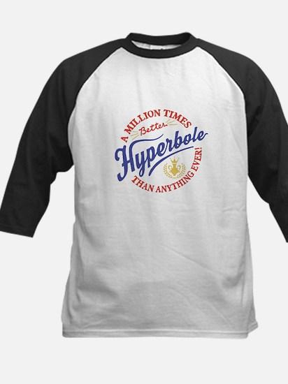 Hyperbole Kids Baseball Jersey