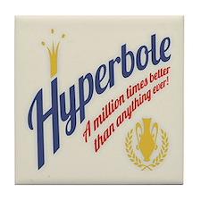 Hyperbole Tile Coaster
