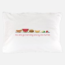 Ants Go Marching Pillow Case
