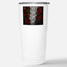 Garlic and Peppers Travel Mug