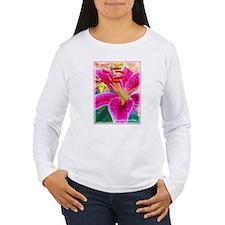 considertheliliesmoresaturation Long Sleeve T-Shir