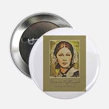 "Florence Lady with Lamp 2.25"" Button (10 pack)"