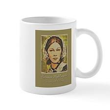 Florence Lady with Lamp Mug