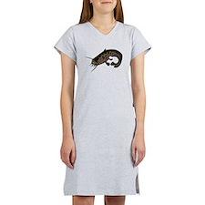 Brown Catfish Women's Nightshirt
