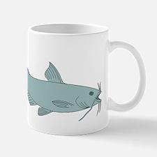 Blue Catfish Mugs