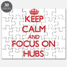 Funny Keep calm up Puzzle