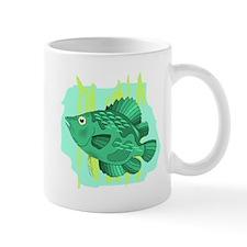 Green Cichlid Mugs