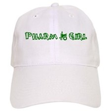 Pharm Girl Baseball Cap