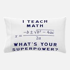 Unique Superpower Pillow Case