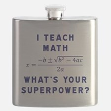 Funny Math teacher Flask