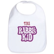 """The Rabbi's Kid"" Bib"
