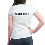 Rugby Fit Maul Girl Ringer
