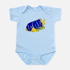 Blue Angel Fish Body Suit