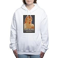 Cute Breastmilk Women's Hooded Sweatshirt