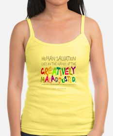 creatively maladjusted Jr.Spaghetti Strap
