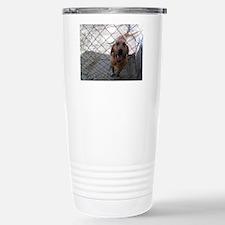 Cute Blood hound Travel Mug
