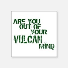VULCAN MIND 1. Sticker