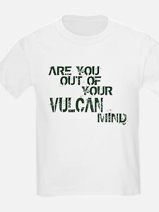 VULCAN MIND 1. T-Shirt