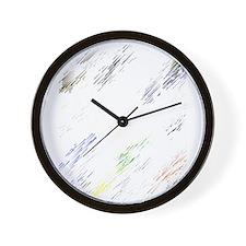 Cute Illuminated Wall Clock