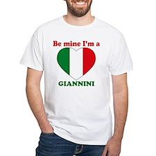 Giannini, Valentine's Day Shirt