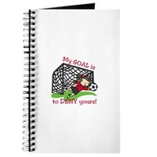 My Goal Journal