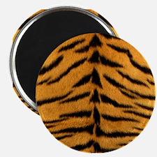 Tiger Fur Print Magnets
