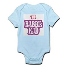 """The Rabbi's Kid"" Infant Creeper"
