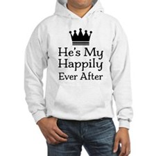Couples Happily Ever After Hoodie