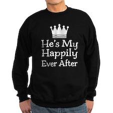 Couples Fairy Tale Sweatshirt