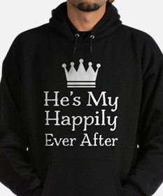Couples Fairy Tale Hoodie