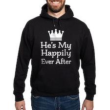 Couples Fairy Tale Hoody