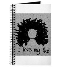 Cute Love curl Journal
