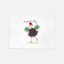 Sugar Plum Fairy 5'x7'Area Rug