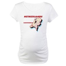 Netherlands Map Shirt