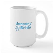 January Bride (2) Mug