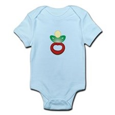 Pacifier Body Suit