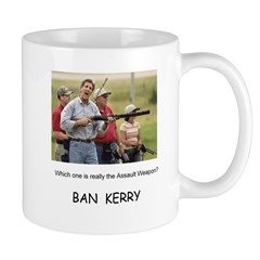 Ban Kerry -- Mug