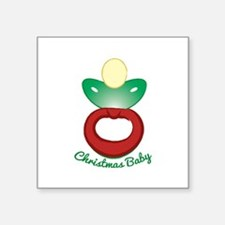 Christmas Baby Sticker