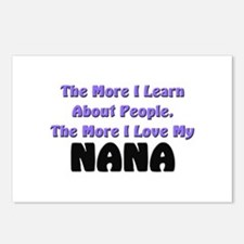more I learn about people, more I love my NANA Pos