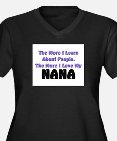 more I learn about people, more I love my NANA Wom
