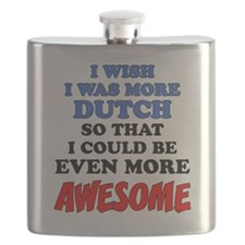 More Dutch More Awesome Flask