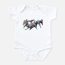 Passenger Pigeons Infant Bodysuit