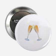 """Champagne Toast 2.25"""" Button"""