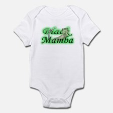 Black Mamba Infant Bodysuit