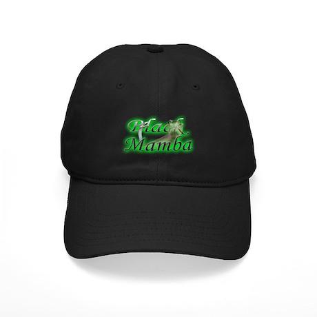 Black Mamba Black Cap