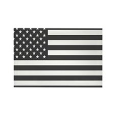 Tactical Subdued Military US Flag Magnets