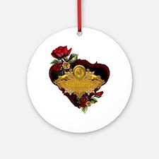 Sagittarius Ornament (Round)