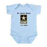 Army baby Bodysuits